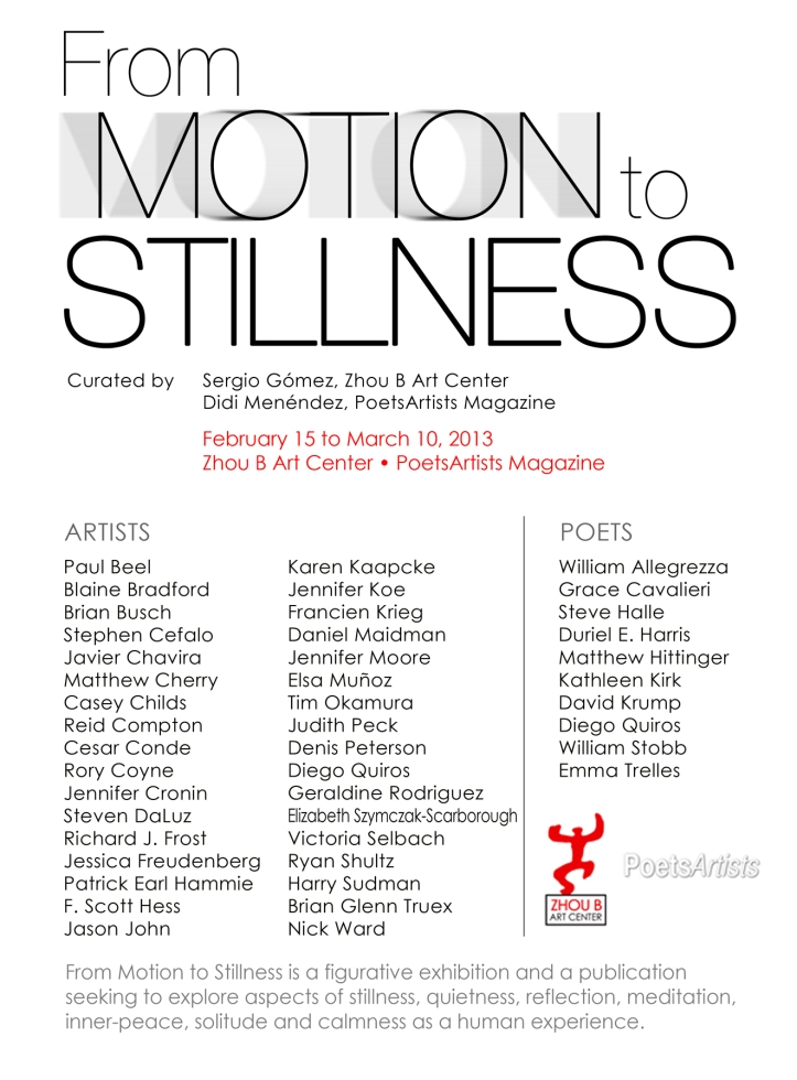 Motion to Stillness Title2