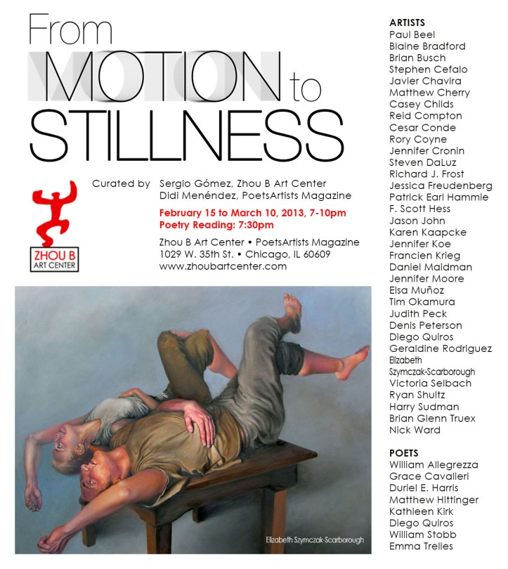 Motion to Stillness AD1
