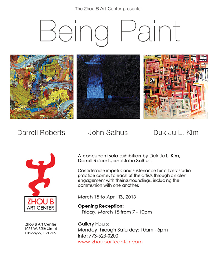 Being Paint Ad1