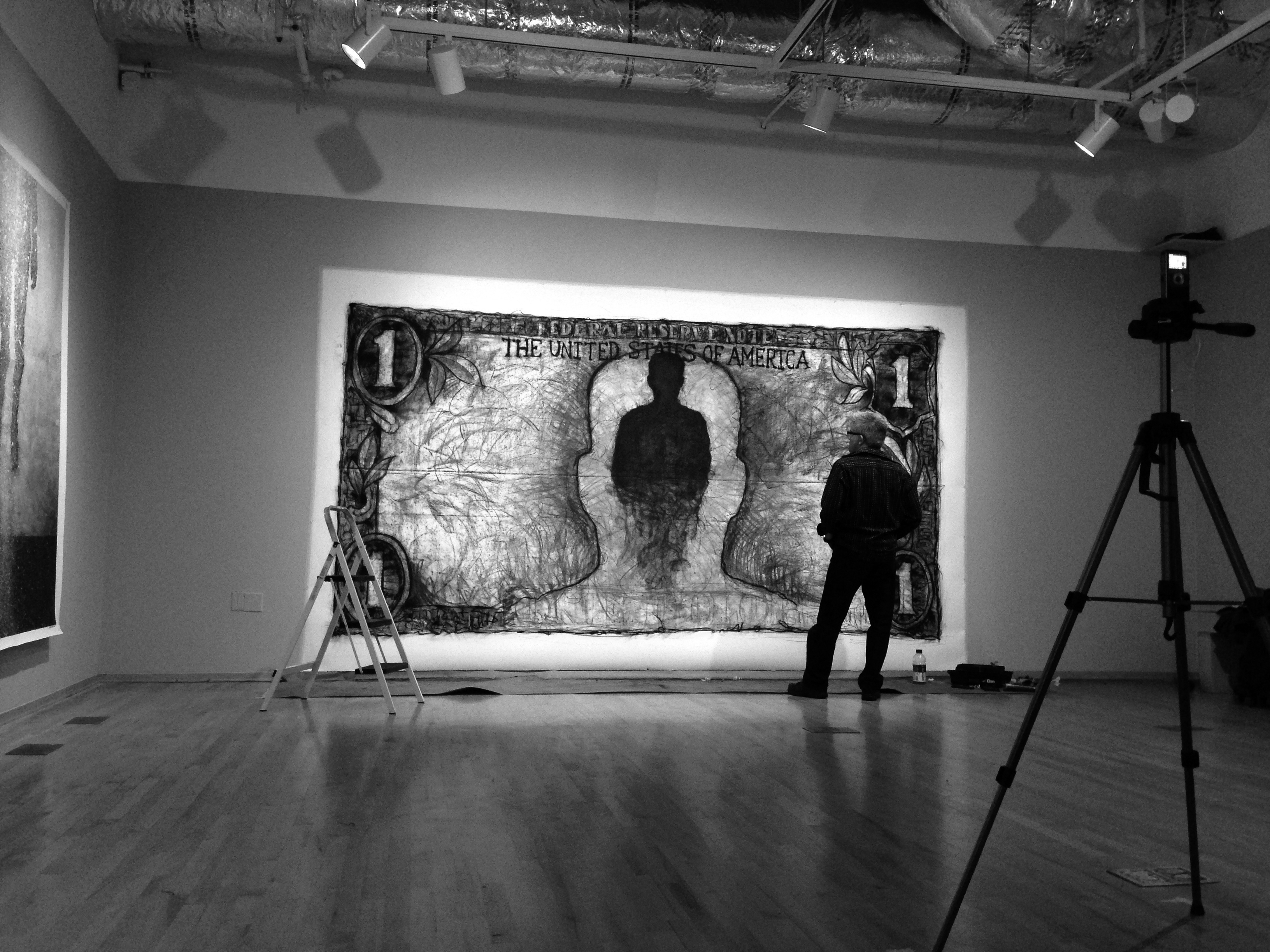 Form And Space In Art : Self documenting your art process