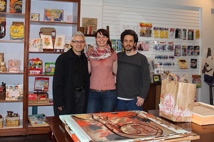 Sergio Gomez, Nicole Northway, Chris Silva