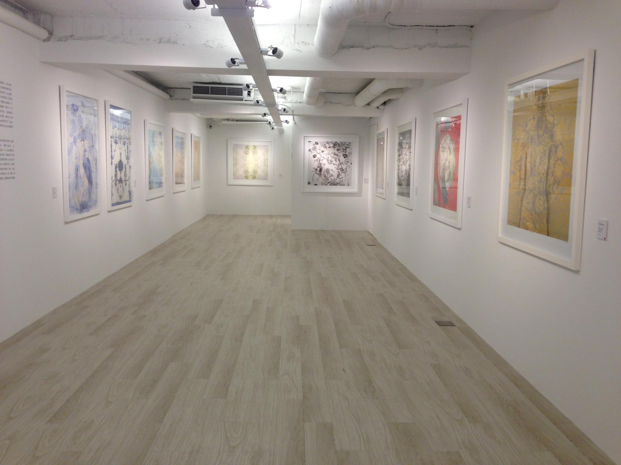 B Art: Zhou B Art Center (Chicago) & Bluerider Art (Taipei