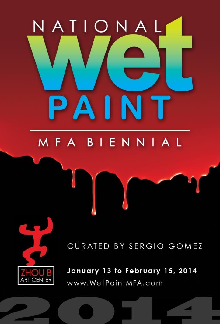 National Wet Paint MFA Biennale