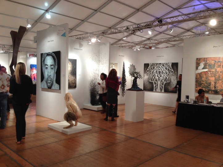 33 Contemporary Gallery at ArtSpot Miami International Art Fair 2013