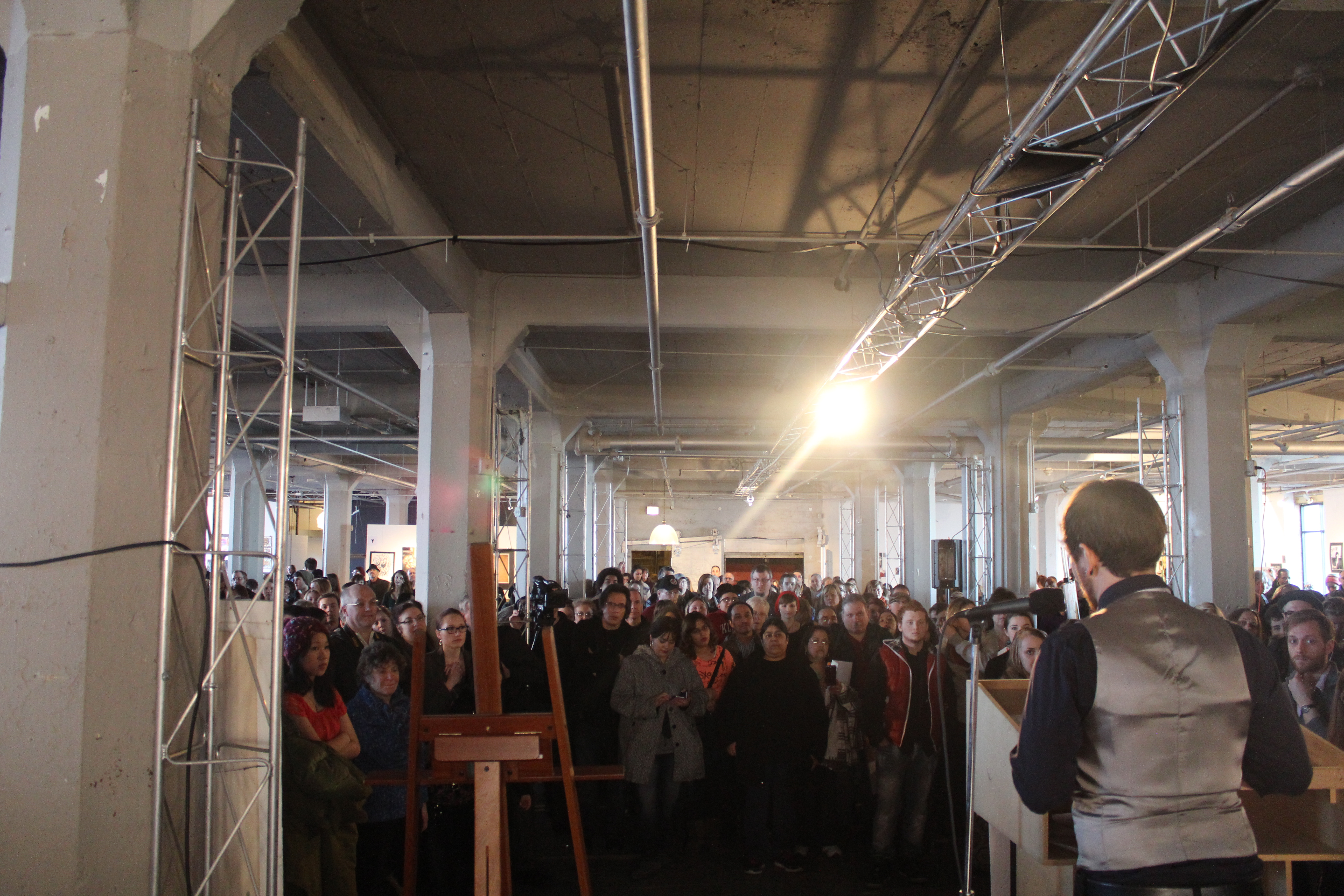 B Art: Zhou B Art Center Hosts The Largest High School Art Show