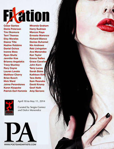 Fixation. An exhibition of Art and Poetry (1/3)