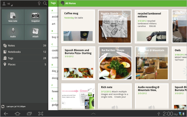 Use Evernote App to Manage Your Art Career (3/3)