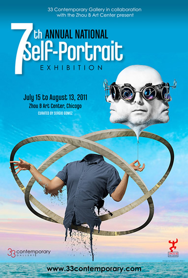 Announcing the 10th and Final National Self Portrait Exhibition (5/6)