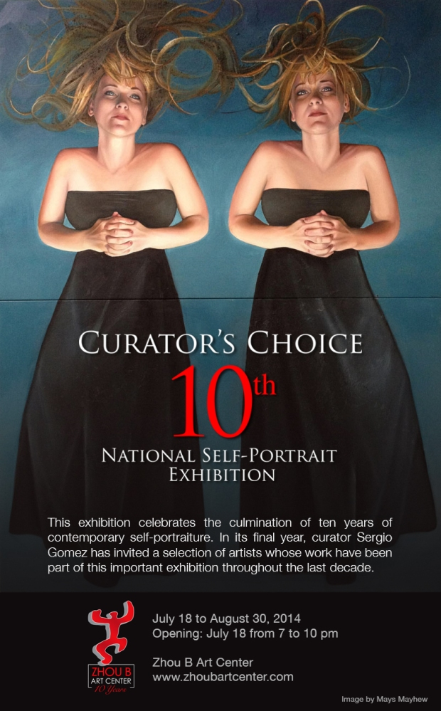 Announcing the 10th and Final National Self Portrait Exhibition (1/6)