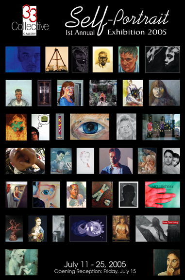 Announcing the 10th and Final National Self Portrait Exhibition (2/6)
