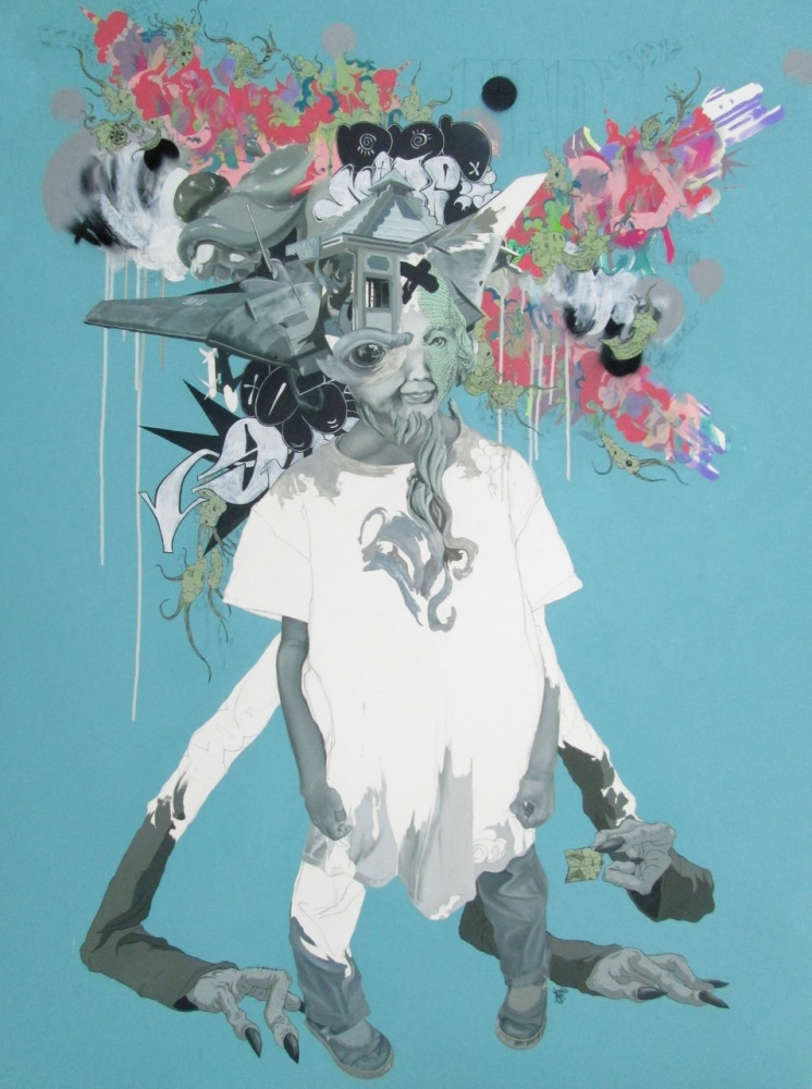Six Emerging Mexican Artists Not To Be Missed at Expo Chicago 2014 (3/6)