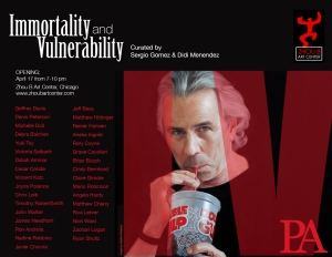 Immortality and Vulnerability FB AD
